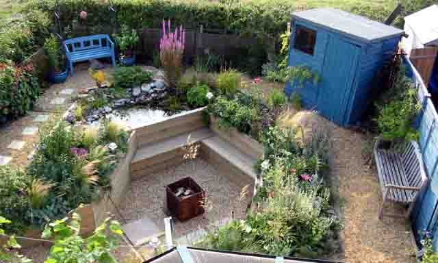 Garden design cambridgeshire anna mcarthur for I want to design my garden