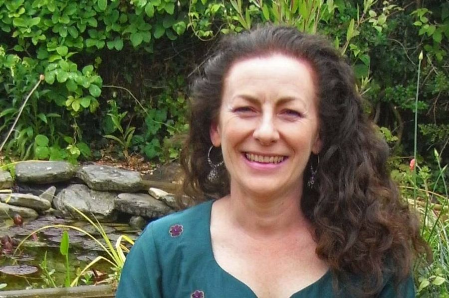 Anna McArthur, garden designer